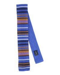 Umit Benan - Blue Tie for Men - Lyst