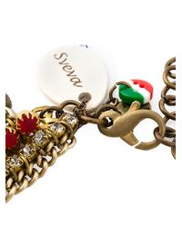 Sveva Collection - Multicolor 'diatomea' Necklace - Lyst