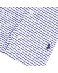 Polo Ralph Lauren | Blue Shirt for Men | Lyst