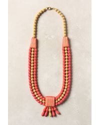 Ranna Gill | Pink Baripada Necklace | Lyst