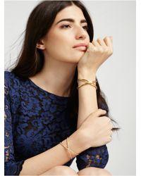 BaubleBar - Metallic Garland Bracelet Gift Set - Lyst