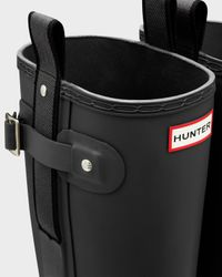 HUNTER | Black Men's Original Pulltab Lightweight Wellington Boots for Men | Lyst