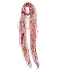 Mangrove | Pink 'Millie' Scarf | Lyst