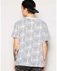 Cheap Monday - White Jamie T-Shirt for Men - Lyst