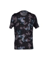 PS by Paul Smith - Gray T-shirt for Men - Lyst