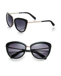 kate spade new york | Black Kandi 56Mm Cat'S-Eye Sunglasses | Lyst