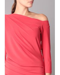 Hotel Particulier | Red Evening Dress | Lyst