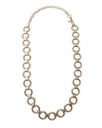 'S Max Mara | Metallic Micron Necklace | Lyst