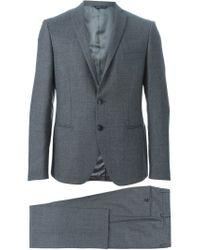 Tonello - Gray Two Piece Suit for Men - Lyst
