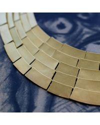 Kelly Wearstler   Metallic Malak 5 Row Necklace   Lyst