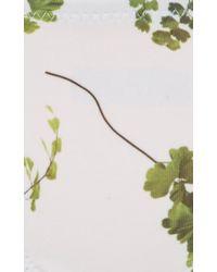 Made By Dawn | Green Fern Petal Bottom | Lyst