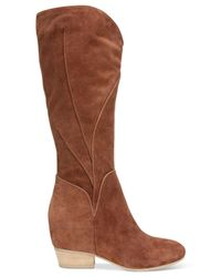 Naya | Brown Fjord Tall Boots | Lyst