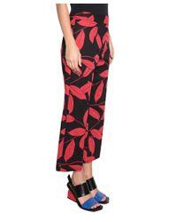 Marni | Black Pantalone Drill Di Cotone | Lyst
