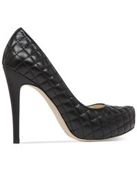 BCBGeneration - Black Pixie Platform Pumps - Lyst