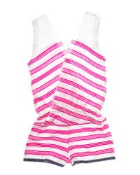 lemlem | Pink Tinish Playsuit | Lyst