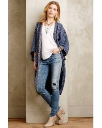 M.i.h Jeans - Blue Daily High-rise Jeans - Lyst
