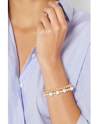 Carolina Bucci - Metallic 18-Karat Rose Gold Bracelet - Lyst