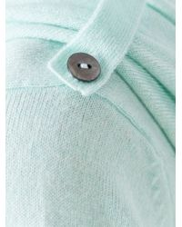 Unconditional - Green Hooded Sweater - Lyst