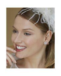 Nina - Metallic Teela Earring - Lyst
