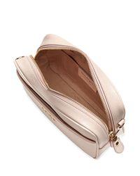 Ferragamo - Pink Batik Leather Shoulder Bag - Rose - Lyst