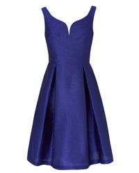 Coast | Blue Giuglia Dress | Lyst