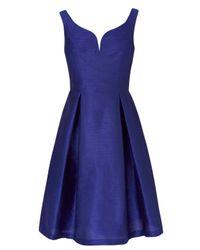Coast - Blue Giuglia Dress - Lyst