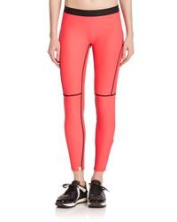 Monreal London | Pink Booty Boost Leggings | Lyst
