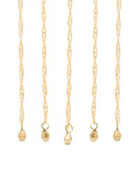 Vanessa Mooney - Le Revolution Necklace in Metallic Gold - Lyst