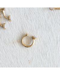 Kelly Wearstler   Metallic Mesa Ring   Lyst