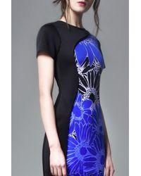 Yoana Baraschi | Multicolor Dream Girl Printed Short Dress | Lyst