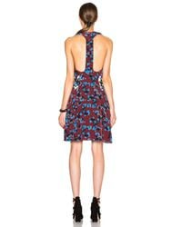 Tanya Taylor - Red Mallory Dress - Lyst
