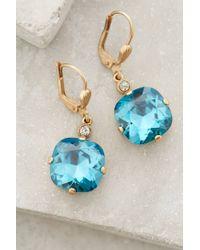 Anthropologie - Blue Catamarca Earrings - Lyst