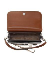 Proenza Schouler   Black Ps11 Classic Patent-Leather Shoulder Bag   Lyst