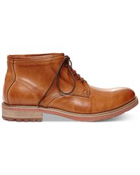 Steve Madden | Brown Roor Chukka Boot for Men | Lyst
