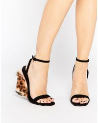 ASOS | Hippie Wedges - Black | Lyst