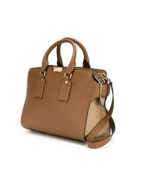 Burberry | Brown 'clifton' Tote | Lyst