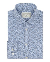 Howick | Blue Atlanta Ditsy Floral Print Shirt for Men | Lyst