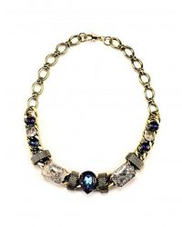 Nicole Romano - Metallic Fiore Necklace - Lyst