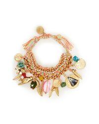 Venessa Arizaga | Multicolor 'teepee Time' Bracelet | Lyst