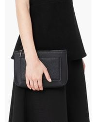 Mango | Black Pocket Cross Body Bag | Lyst