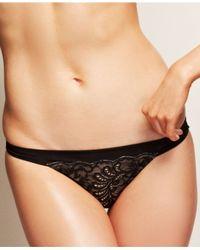 Le Mystere | Black Sophia Lace Bikini 735 | Lyst