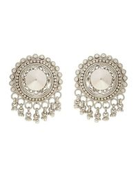 Noir Jewelry | Metallic Priya Earrings | Lyst