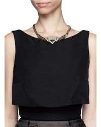 Iosselliani | Metallic Gold Chain Necklace | Lyst