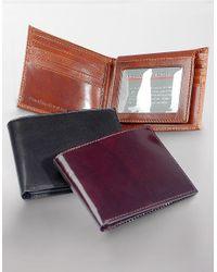 Perry Ellis | Brown Sutton Wallet for Men | Lyst
