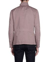 Roda - Brown Jacket for Men - Lyst