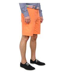 "Vineyard Vines - Orange 9"" Classic Summer Club Shorts for Men - Lyst"