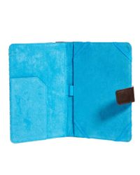 Allegra Hicks | Blue Eye To Eye Chocolate Kindle 4 Sleeve | Lyst