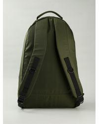 Kris Van Assche - Green Multiple Pocket Backpack for Men - Lyst