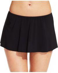 Gottex | Black Classic Swim Skirt | Lyst