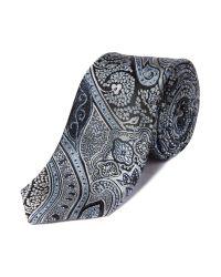Ted Baker | Blue Paraket Paisley Tie for Men | Lyst